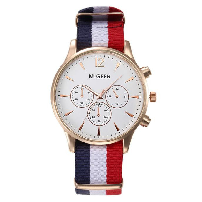Luxury Fashion Migeer Men Watch