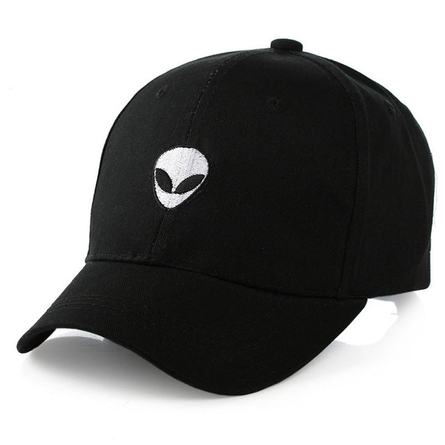 Alien Black Baseball cap
