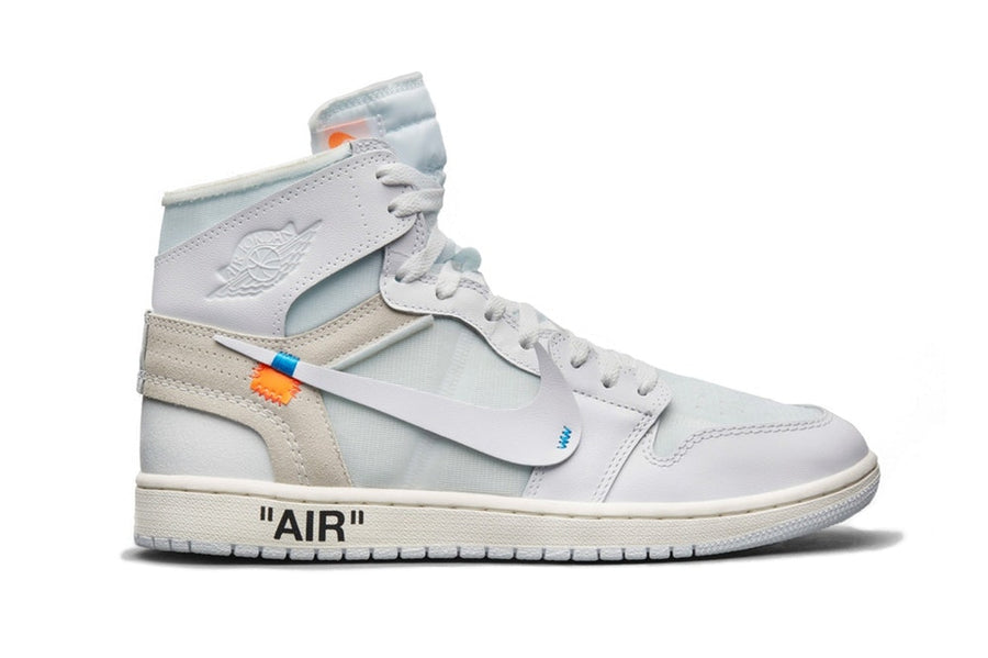 JORDAN 1 RETRO OFF WHITE STONE