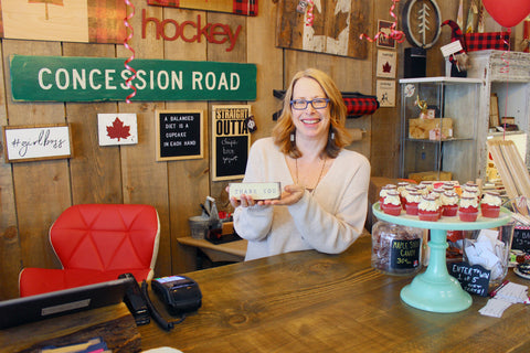 concession road mercantile owner carol austin