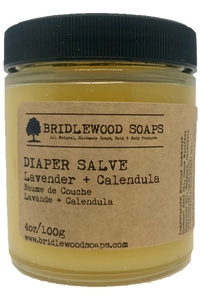Bridlewood Calendula Diaper Salve-Concession Road Mercantile