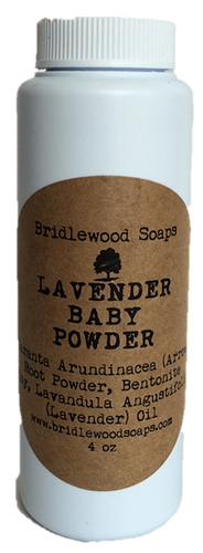 Bridlewood Baby Powder-Concession Road Mercantile