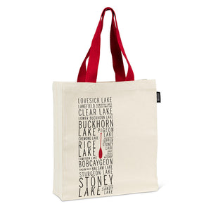 Canadiana Tote Bags