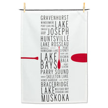 Canadiana Kitchen Tea Towels