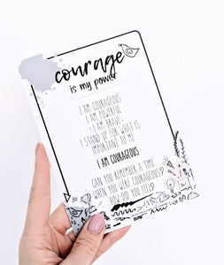 Love Powered Affirmation Cards for Teens-Concession Road Mercantile