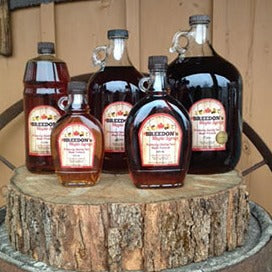 Breedon's Maple Syrup