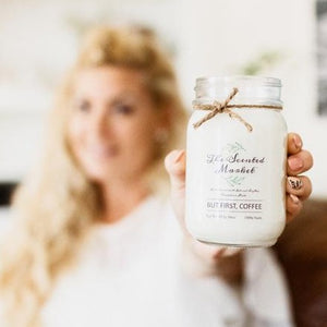 The Scented Market Soy Candles