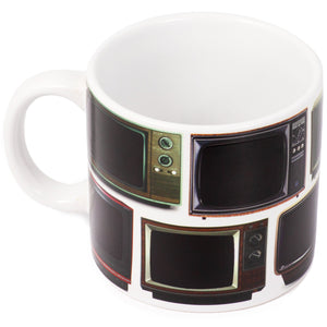 Retro CBC TV Heat Changing Mug