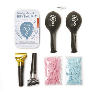 Baby Gender Reveal Kit