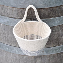 Handcrafted Rope Baskets-Concession Road Mercantile