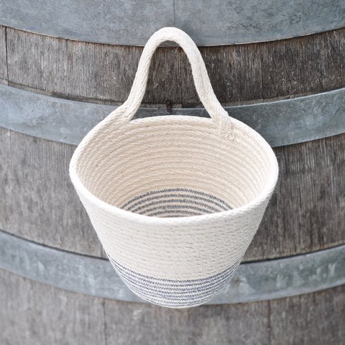 Handcrafted Rope Baskets