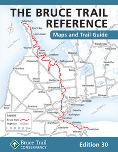 The Bruce Trail Reference - Maps & Trail Guide