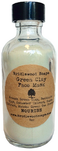 Bridlewood Clay Face Mask-Concession Road Mercantile