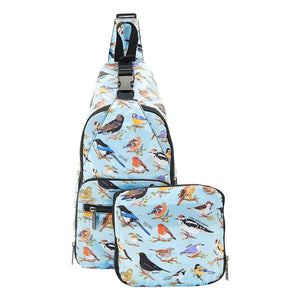 Recycled Bottle Crossbody Bag