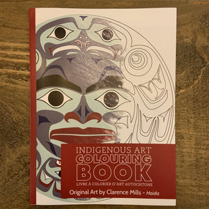 Indigenous Art Colouring Books