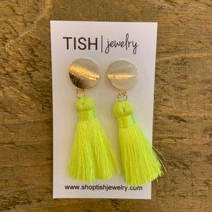 Earrings by Tish Jewelry