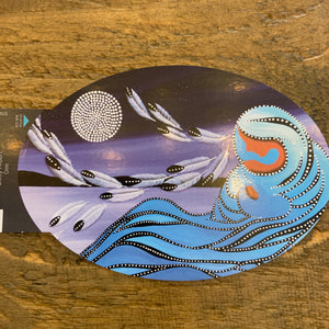 Indigenous Artist Stickers