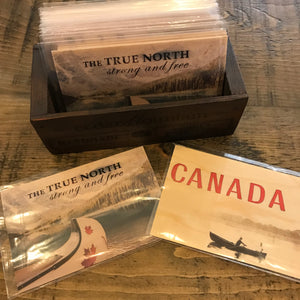 Wooden Postcards-Concession Road Mercantile