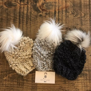 Baby & Toddler Knit Hats-Concession Road Mercantile