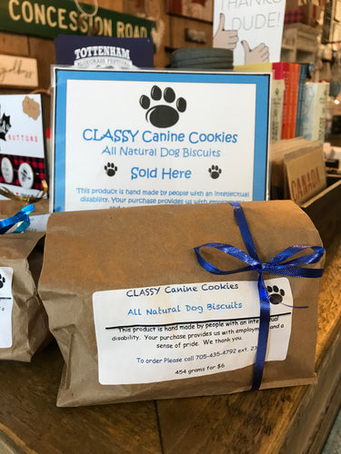 CLASSy Canine Cookies