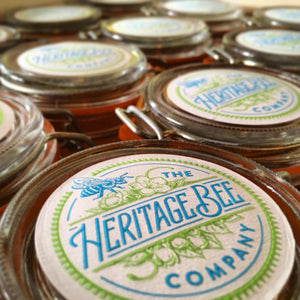 Heritage Bee Co Honey-Concession Road Mercantile