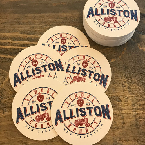 alliston coaster