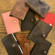 Secrid RFID Leather Wallets - Miniwallet