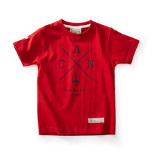 Kids Cross Canada T-shirt-Concession Road Mercantile