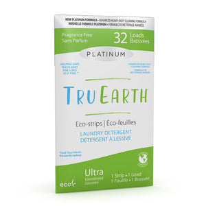 Tru-Earth Platinum Laundry Eco-Strips
