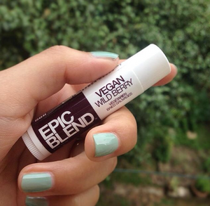 Epic Blend Vegan Lip Balms