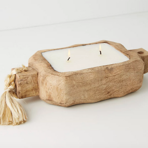 Driftwood Tray Candle