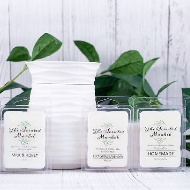 The Scented Market Soy Wax Melts