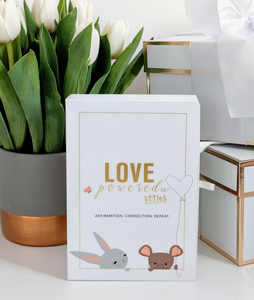 Love Powered Affirmation Cards