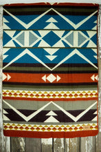 Ecuador Throw Blanket