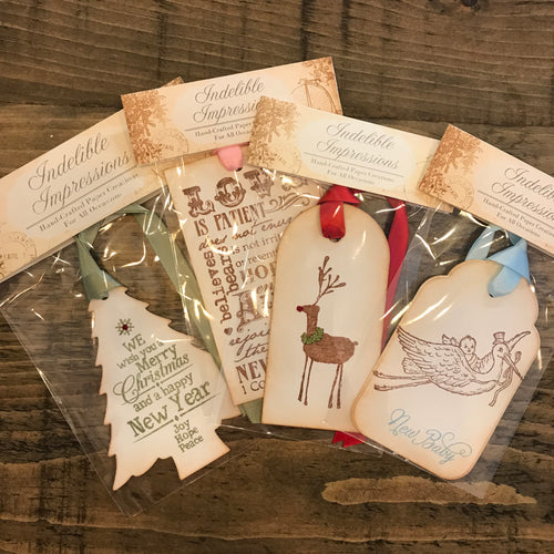 Handmade Gift Tags-Concession Road Mercantile
