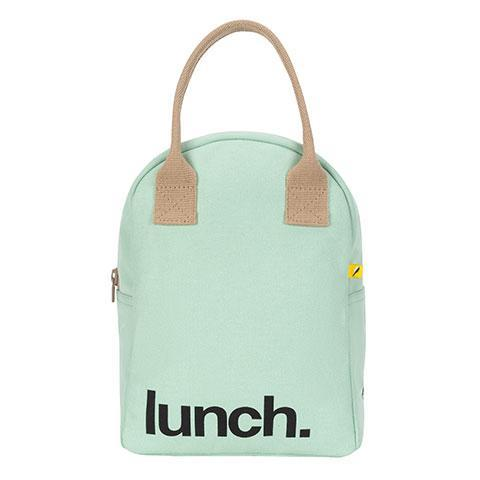 Fluf Zipper Lunch Bags
