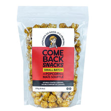Small Batch Popcorn