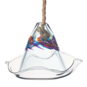 Glass Seed Feeder