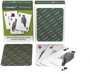 Birds of Eastern & Central North America Playing Cards