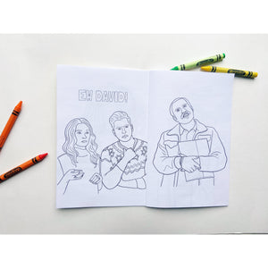Pop Culture Colouring Books