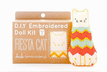 Embroidery Doll Kits