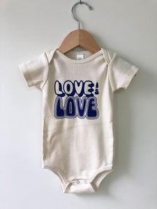 Hand Screen-print Onesies