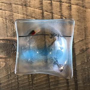 Glass Bakery Trinket Dish - NOW 50% OFF!-Concession Road Mercantile
