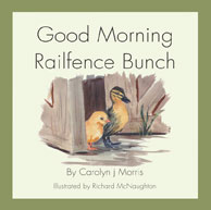 Railfence Bunch Children's Books-Concession Road Mercantile