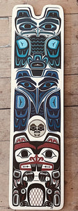 Haida Art by Clarence Mills
