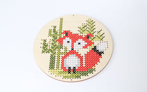Modern Cross Stitch Kits-Concession Road Mercantile