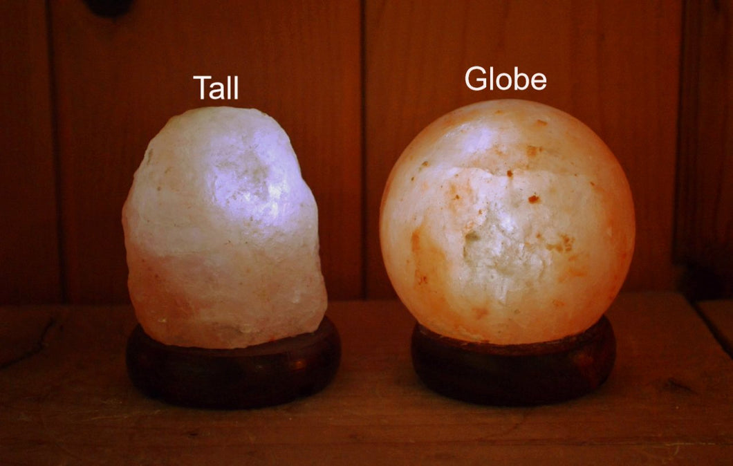 Pink Himalayan Salt Lamps (USB/LED)