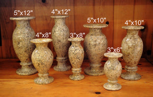 Fossil Vases