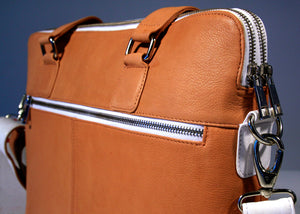 Knemi Leather Briefcase Collection 1283