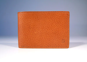 Knemi Leather Men's Wallet